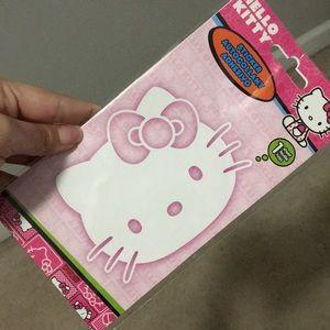 Hello Kitty Car Sticker